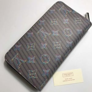 Louis Vuitton Wallet with special pattern